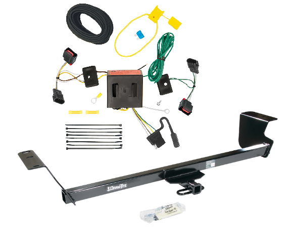 Draw-Tite Class 2 Trailer Receiver Hitch & Wiring For Town