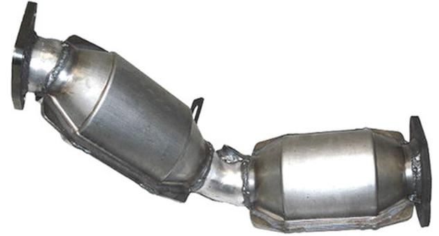 Eastern Catalytic 809564 Converter For Nissan 350zinfiniti G35: G35 Catalytic Converter At Woreks.co