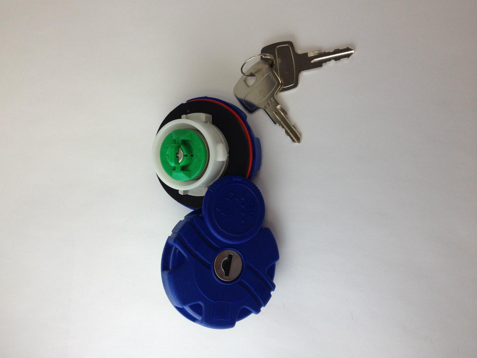 FREIGHT DEFENSE 100303 Defender Tamper-Resistant Locking ...