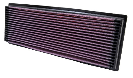 K&N 33-2058 Replacement Panel Air Filter for 94-02 Dodge ...
