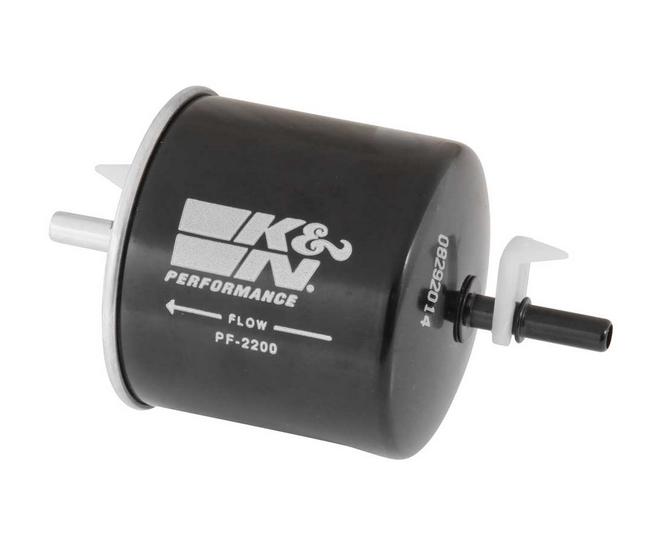 Kn Pf2200 Carbon Steel Housing Fuel Filter For Cougartaurus Rhebay: 1990 Ford Taurus Fuel Filter At Gmaili.net