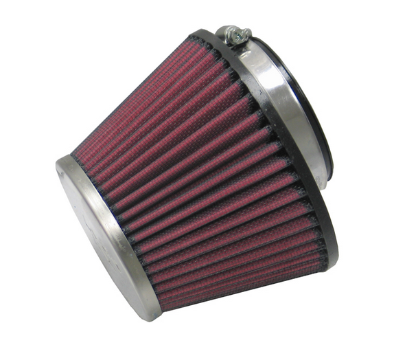 K N Re 0930 Universal Clamp On Air Filter Universal Air: K&N RC-1624 Universal Round Tapered Air Filter