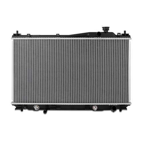 Replacement Parts Radiators Replacement Radiator With Automatic Or Manual Transmission