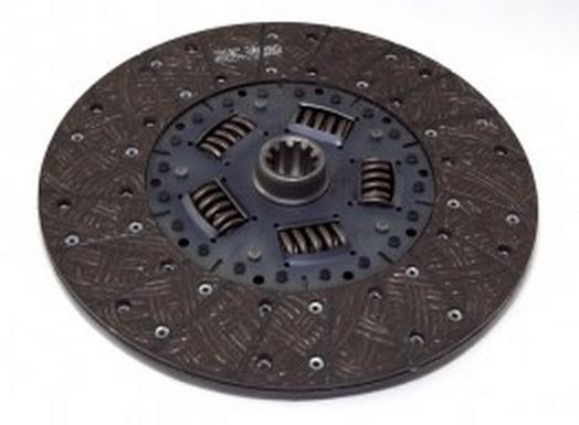 omix ada 11 inch clutch friction disc for 72 83. Black Bedroom Furniture Sets. Home Design Ideas