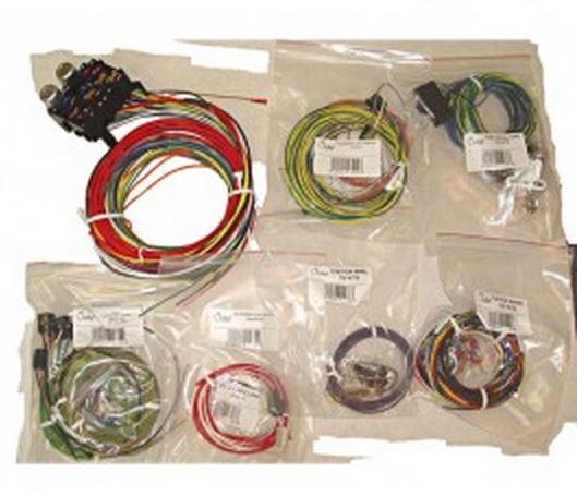 omix-ada 17203.01 centech wiring harness for jeep cj5/cj6 ... h4 wiring harness jeep centech wiring harness jeep cj7