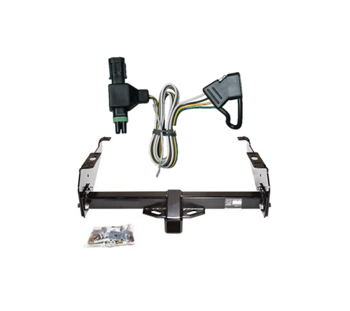 class 3 trailer hitch wiring for 85 87 chevy c1500 2500 3500 96 quot bed ebay