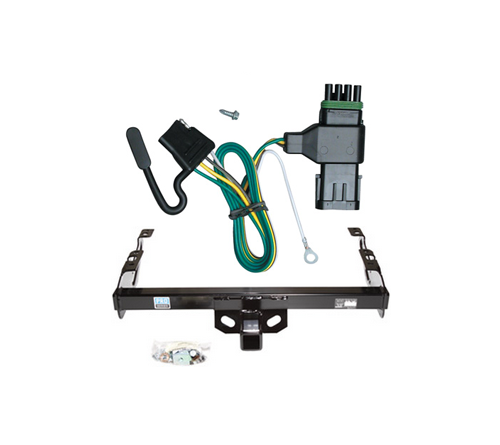 Class 3 Trailer Hitch & Wiring For 92-00 Chevy C1500/2500