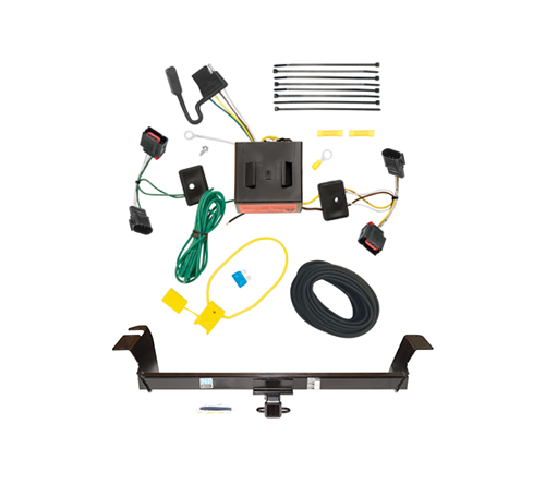 Class 3 Trailer Hitch & Wiring For 2008-2010 Town