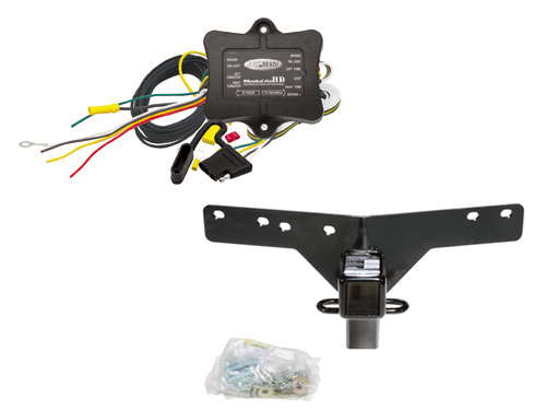 Class 3 Trailer Hitch Receiver  U0026 Wiring Package For Bmw X5