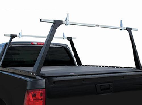 access 70480 black steel adarac truck bed rack for dodge. Black Bedroom Furniture Sets. Home Design Ideas