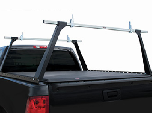 Access 70480 Black Steel Adarac Truck Bed Rack For Dodge