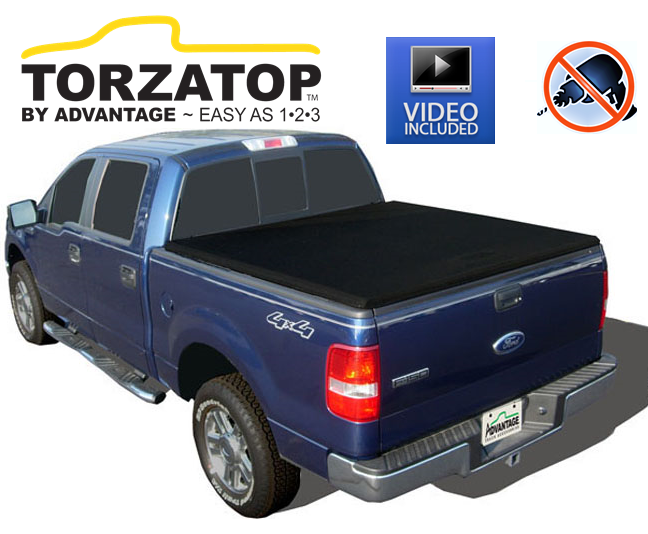 25bbdc1a241 Advantage TorzaTop Cover. are the Original Soft Folding Tonneau Cover and  are secure