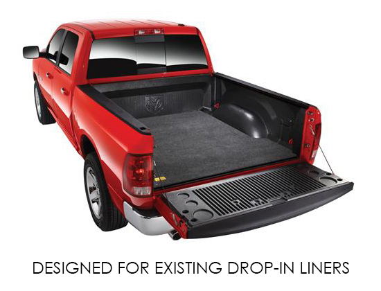 Bedrug Bmy07sbd Bed Mat For Toyota Tundra 66 Quot Bed W Drop