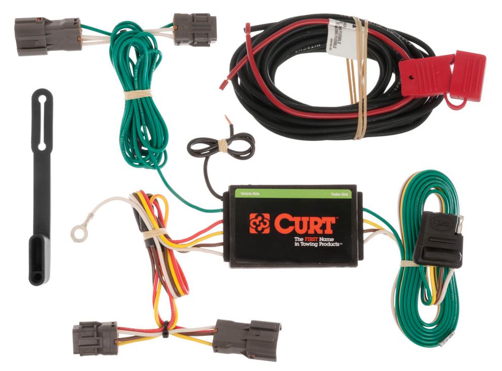 Kia sorento hitch wiring harness