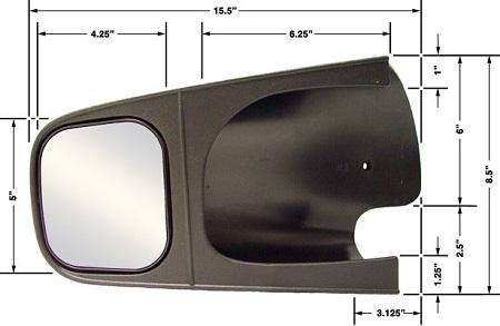 Dimensions on 2001 Dodge Dakota Sport Towing