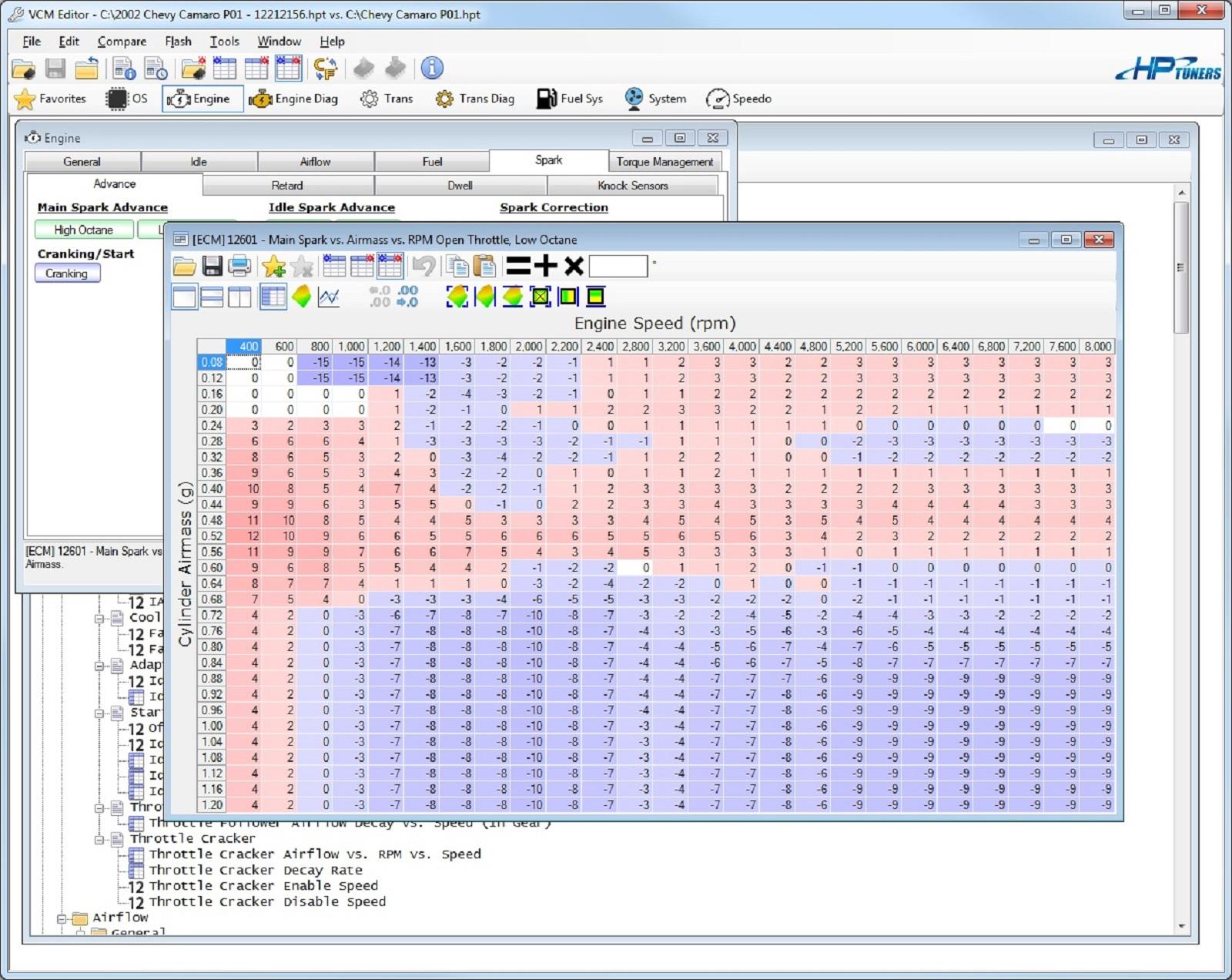 Details about HP Tuners VCM Suite Pro & Autometer Pro Wideband Cobalt AFR  Gauge for Monaro