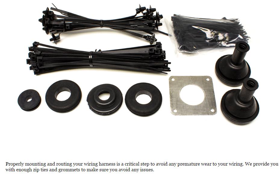 66 77 Bronco Wiring Diagram