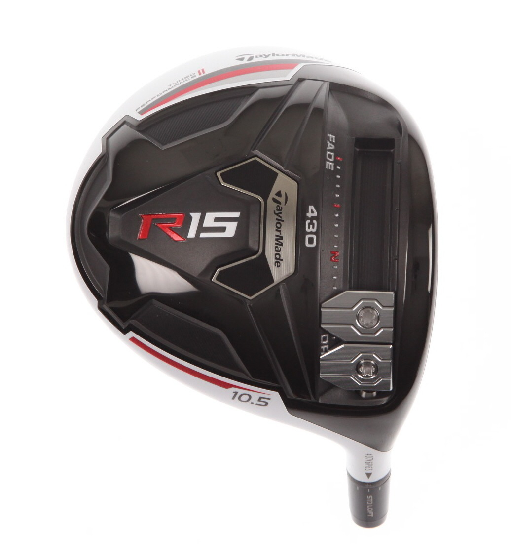 Tour Issue TaylorMade R15 430 TP Driver 10.5° Head Only ...