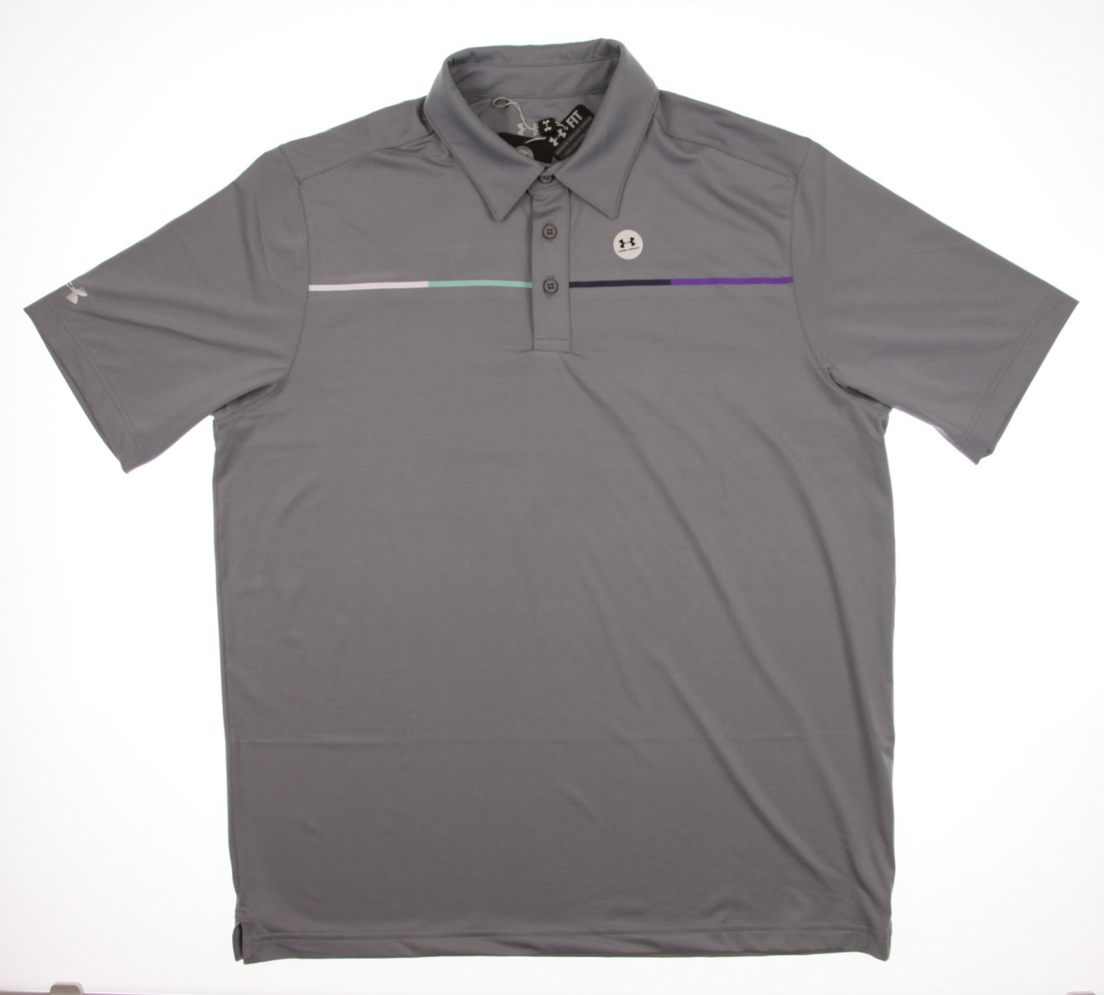 Under Armour Golf Shirts For Men