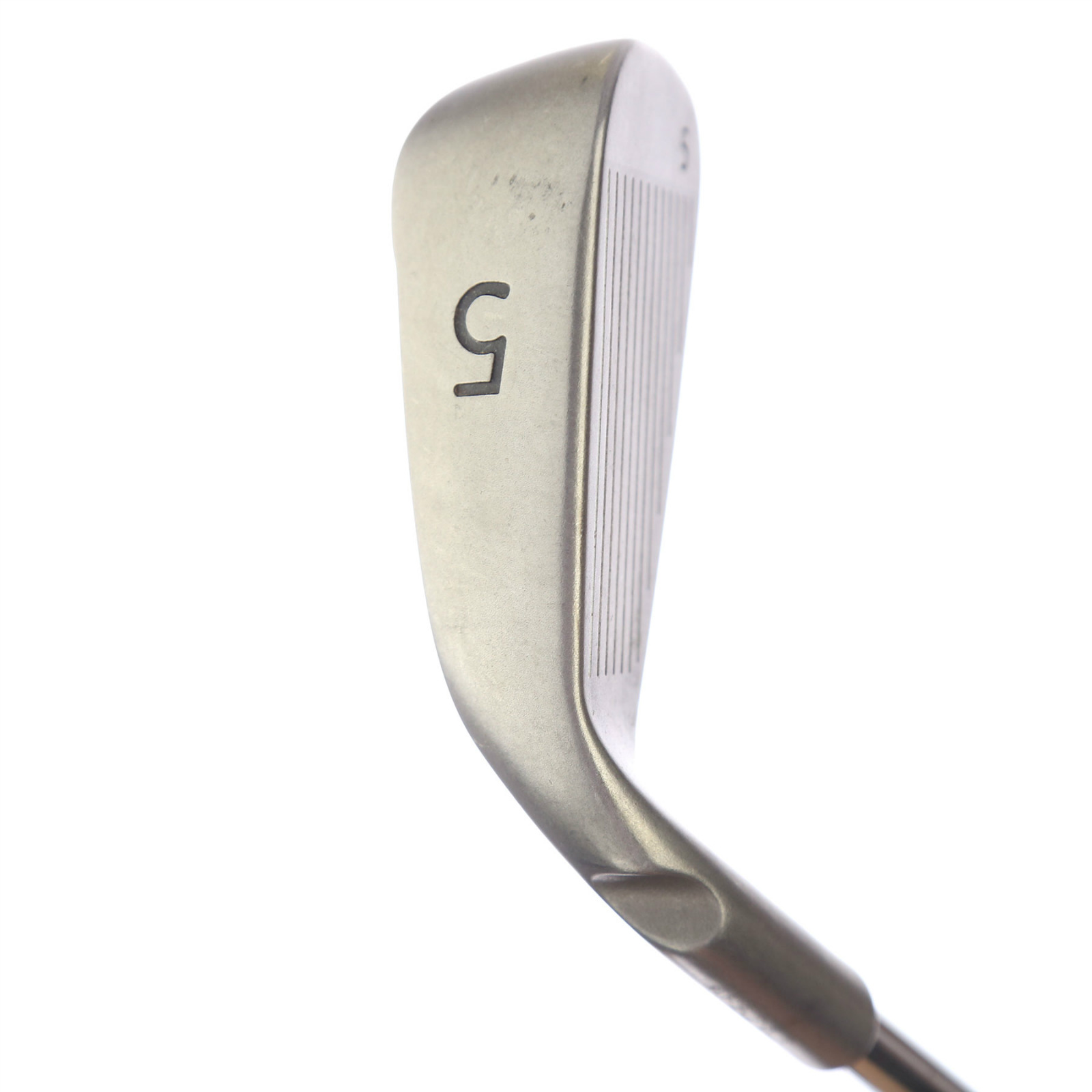 Right Handed Ping G15 4 Pw Uw Iron Set Green Dot Senior