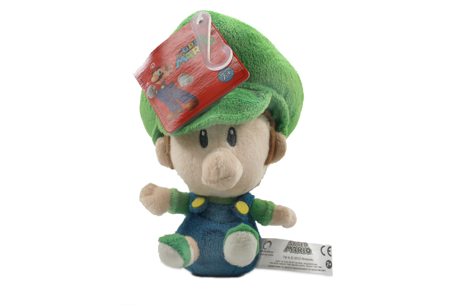 Authentic Brand New Global Holdings Super Mario Plush - 5 ...