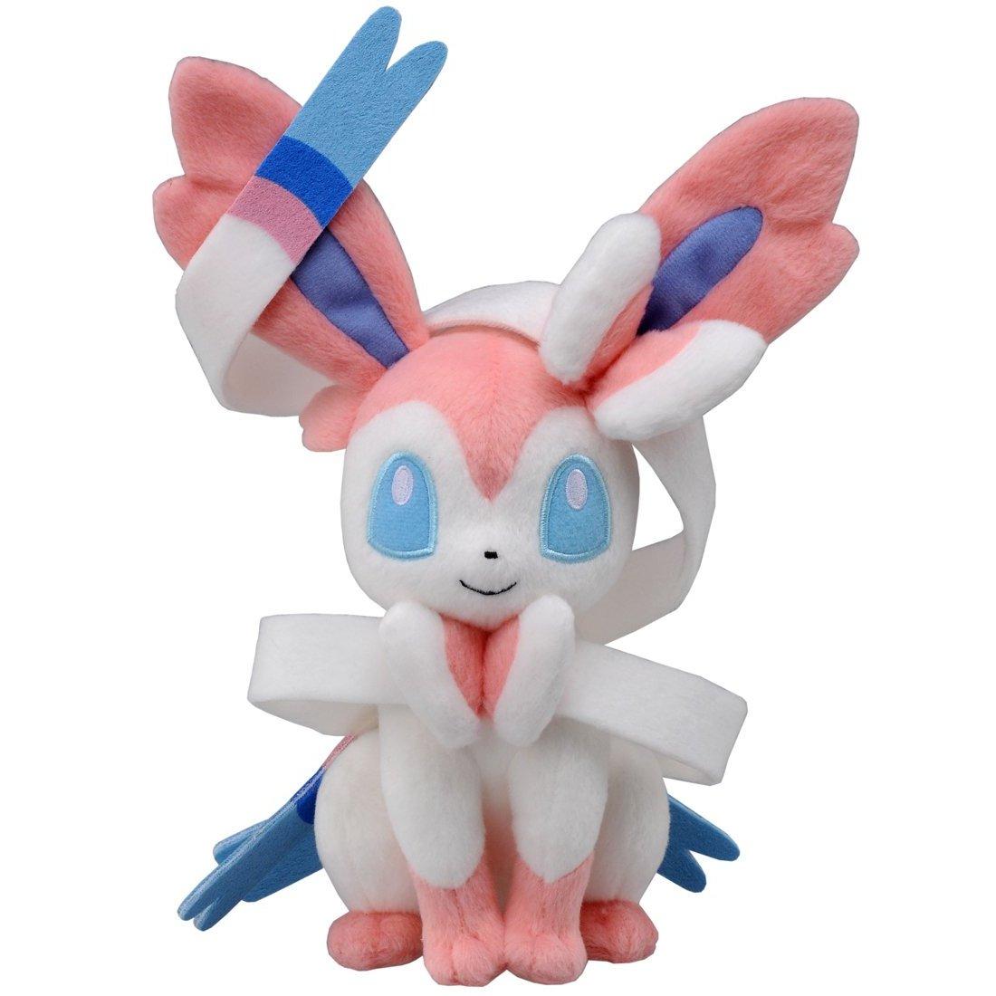 Best Pokemon Toys : Takaratomy sylveon nymphia n pokemon best wishes plush