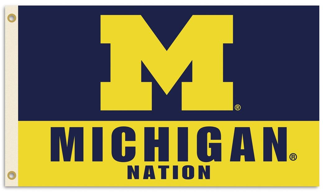 University Of Michigan Wolverines Car Interior Design