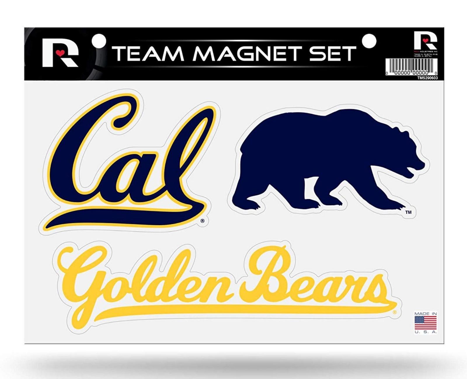 3 x 11 Inch UC Berkeley Golden Bears Bumper Sticker