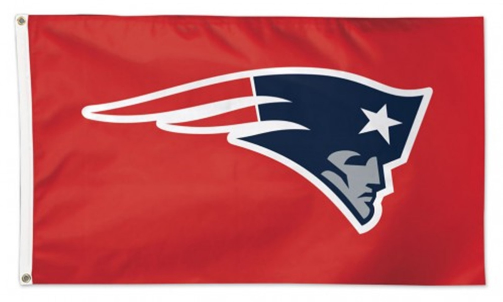 New England Patriots Wc Red Premium 3x5 Flag Outdoor House Banner