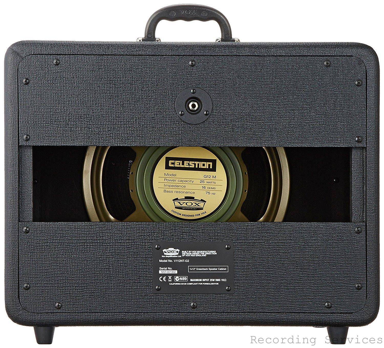 vox night train v112nt g2 60w 1x12 speaker cabinet celestion recording services and supply. Black Bedroom Furniture Sets. Home Design Ideas