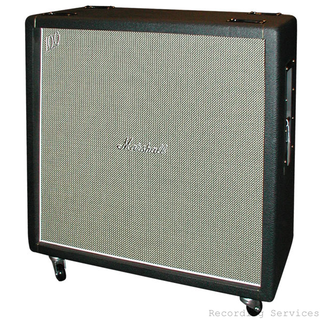 Marshall 1960BHW 120W 4x12 Guitar Extension Cabine