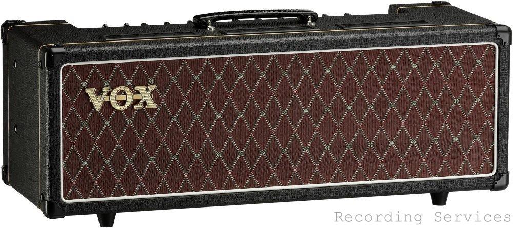 Vox AC30CH AC30 Custom Head Guitar Amp 30W Tube Am