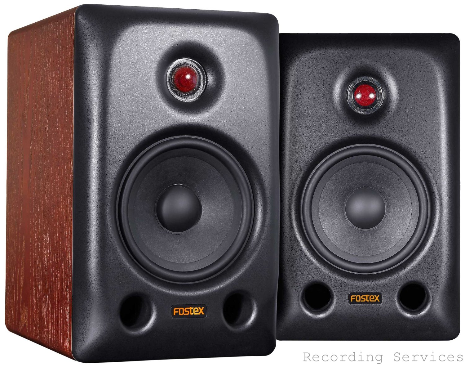 "Fostex PX-5HS - 5.2"" 2-Way Active Professional Mon"