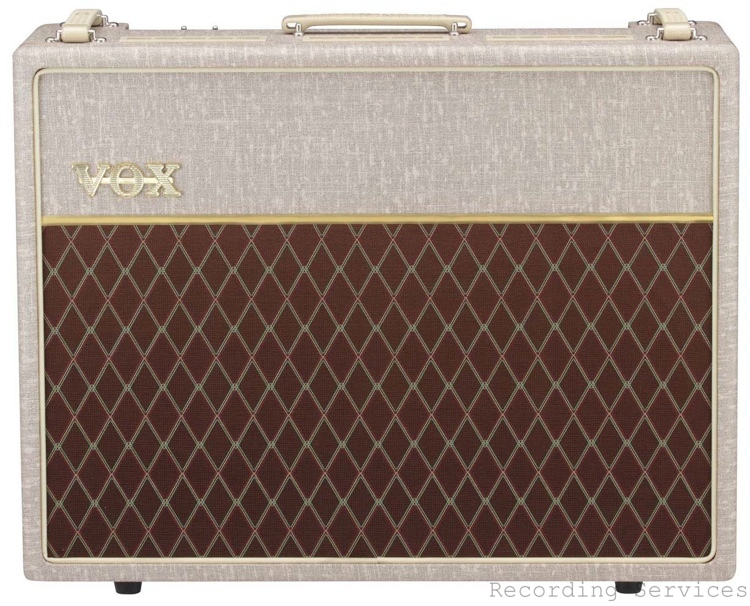 VOX AC30 HW2 Hand Wired All Tube Combo Guitar Ampl