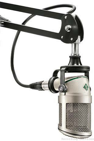 Neumann BCM 705 - Dynamic Studio Microphone with H