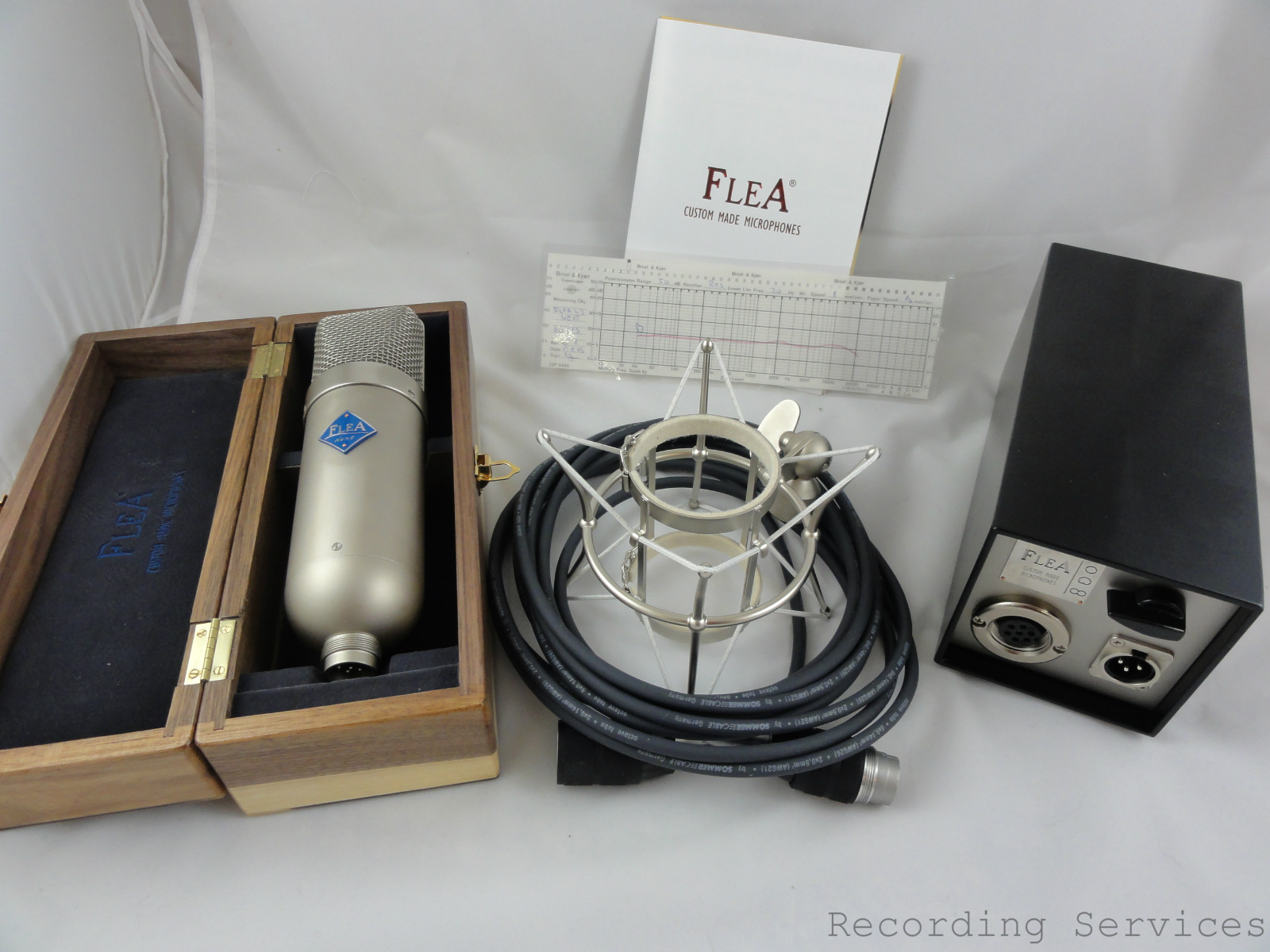 FLEA MICROPHONES - FLEA 49 NEXT