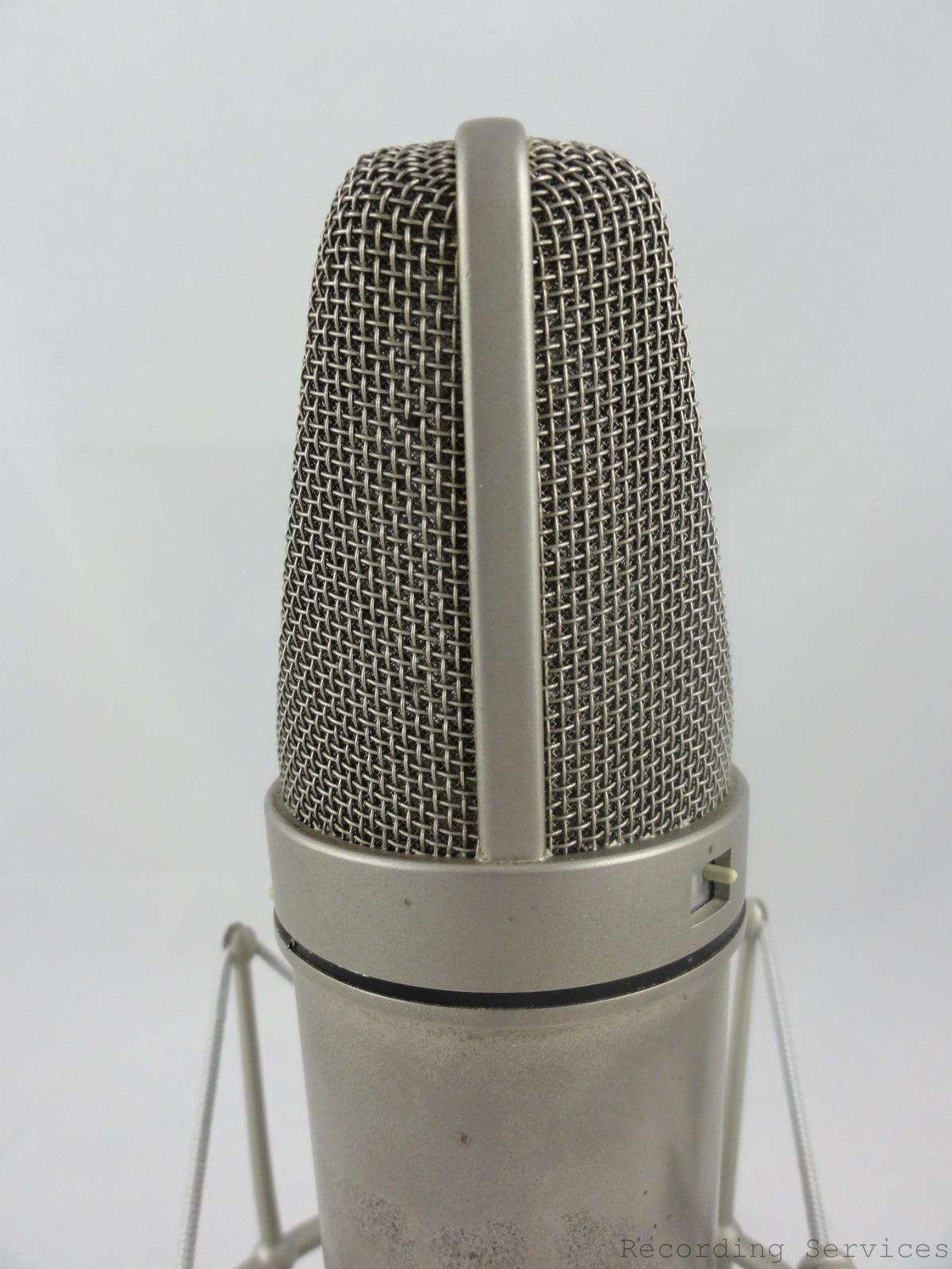 Neumann U87 Vintage Condenser Studio Microphone U 87