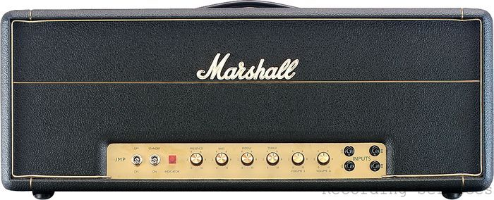 Marshall 1959HW 100-Watt Handwired Tube Head 1959