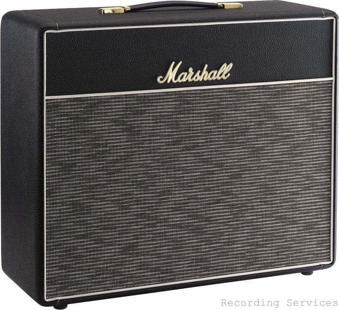 "Marshall 1974CX 1x12"" 20 Watt Guitar Extension Cab"