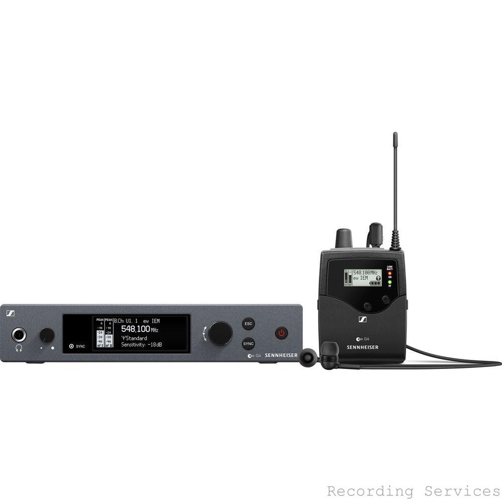 Sennheiser ew IEM G4 Wireless Stereo Monitoring Se