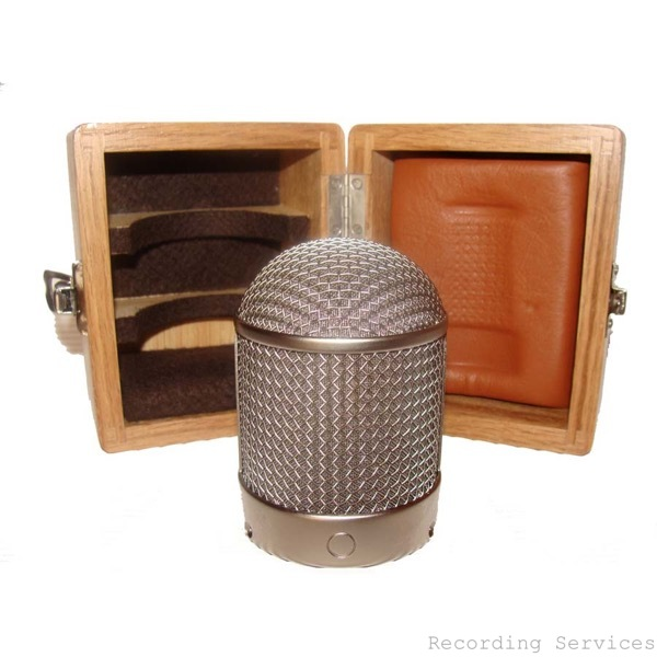 FLEA MICROPHONES 4750 Turn your U47 into an M50