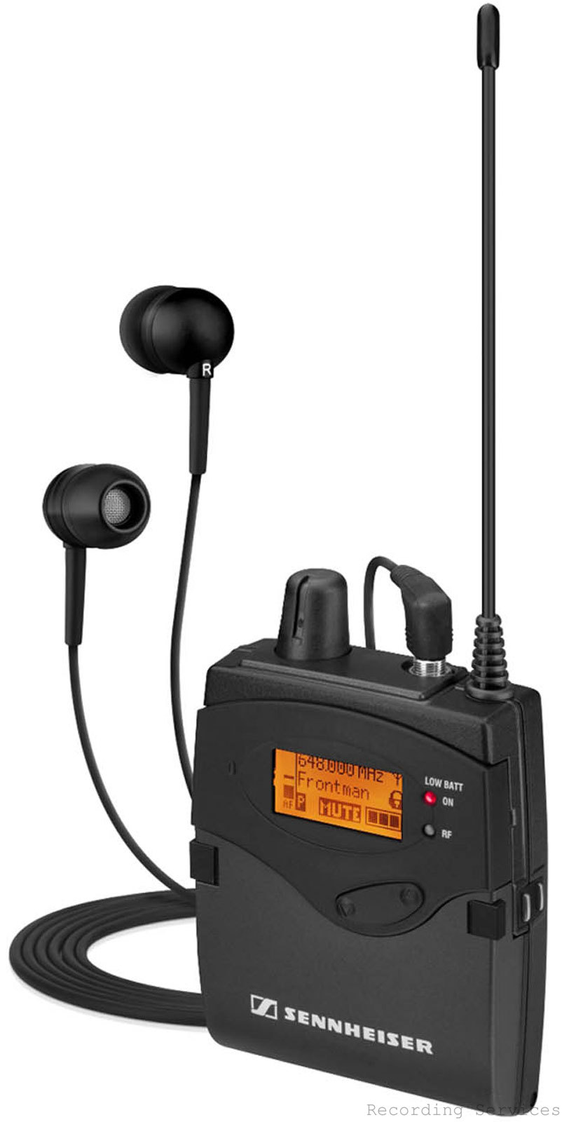 sennheiser ew 300 iem g3 in ear wireless monitor system ew300 recording services and supply. Black Bedroom Furniture Sets. Home Design Ideas