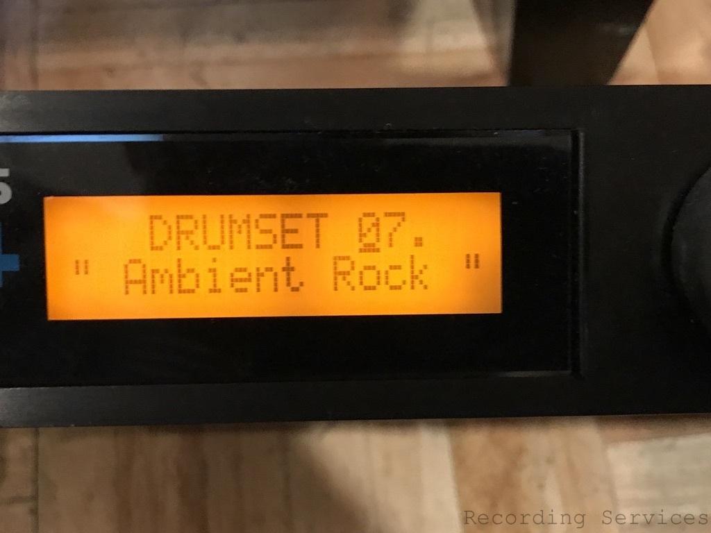 Alesis D4 16 bit drum module electronic pad contro
