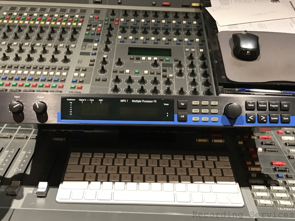 lexicon mpx 1 multi effects signal processor nice very nice with rh recordingservicesandsupply com lexicon mpx 1 service manual lexicon mpx 1 service manual