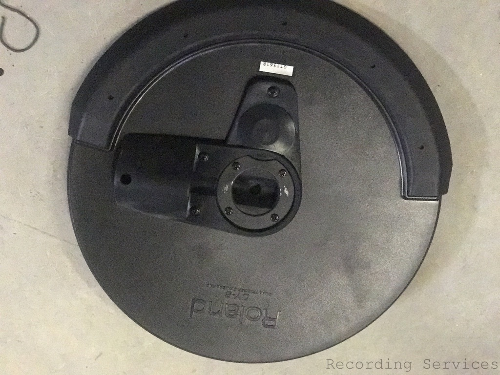 Roland V-Drum CY-8 Dual Trigger Cymbal Pad / Cras