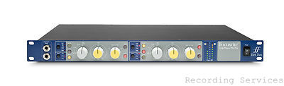 Focusrite ISA TWO 2 CHANNEL MICROPHONE PREAMP DUAL