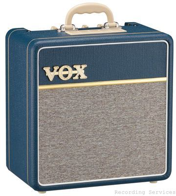 VOX AC4C1BL Custom Series Top Boost Tube Combo Amp