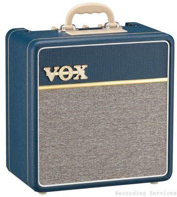 VOX AC4C1BL Custom Series Top Boost Tube Combo Amp