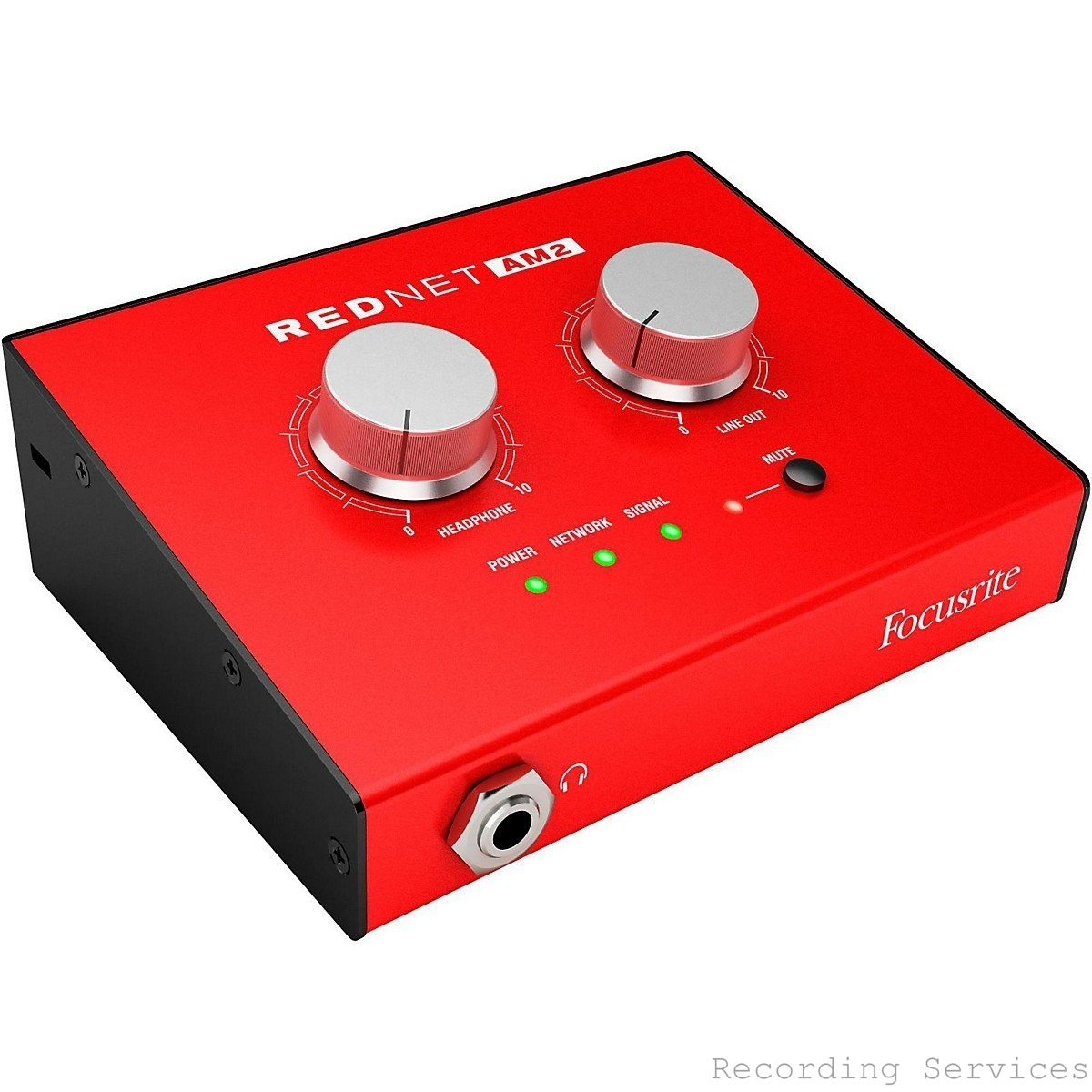 Focusrite AM2 Stereo Headphone And Line Output, Po