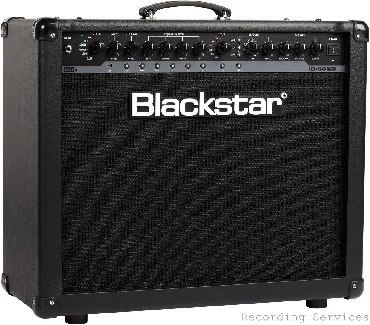 Blackstar ID 60TVP 1x12 60W Stereo Programable Gui